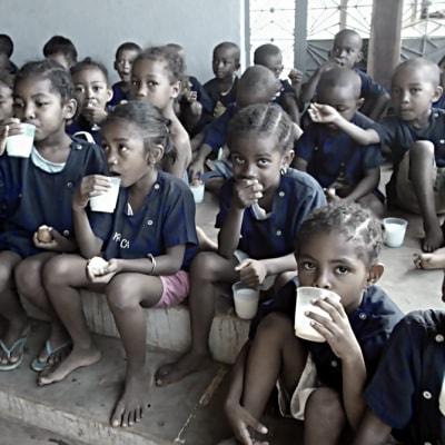 Bambini, Bambini Madascar Tonga Soa, Volontariato, Terzo Settore, Il Tempo Per Sé